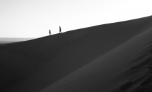 Een levensveranderende ontmoeting in de woestijn