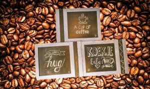 Koffie schenkers