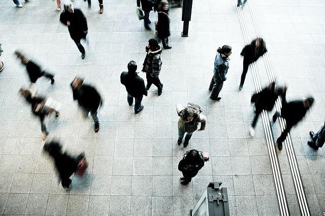 Bidden voor evangelisatie op straat